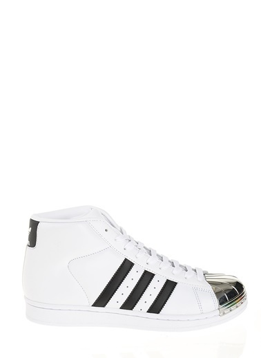 adidas Pro Model Metal Toe Beyaz